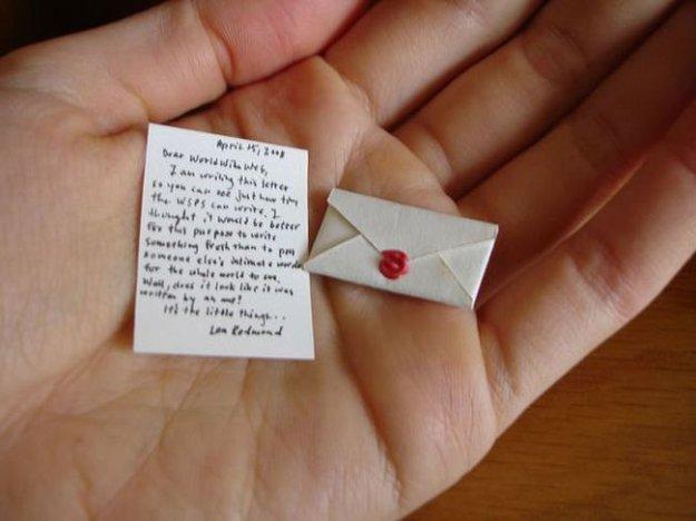 хочу как сделать необычное письмо девочке Ремонт светильника люминесцентной