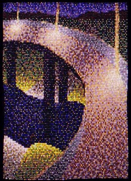 """Картины из бисера.  - Версия для печати -  """"Очумелые ручки """" - LOBZIK - ЛОБЗИК."""