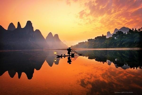 Города и страны природа фото китай