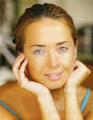 Российские звезды без макияжа разное