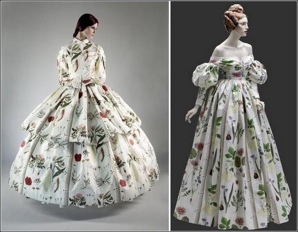 Самые красивые и необычные платья из