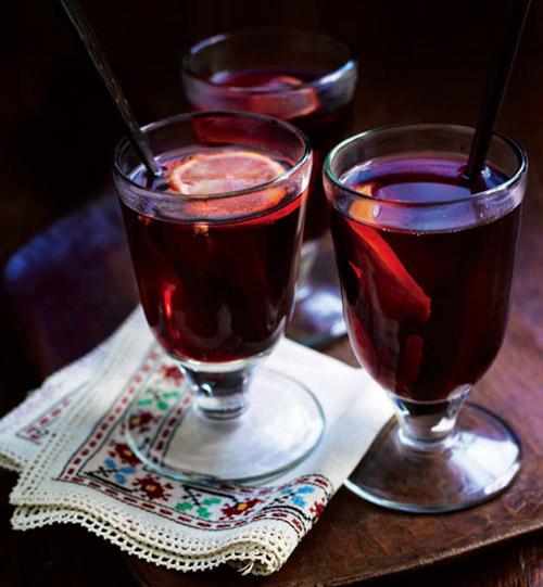 Глинтвейн. Рецепты «раскаленного вина» к осени