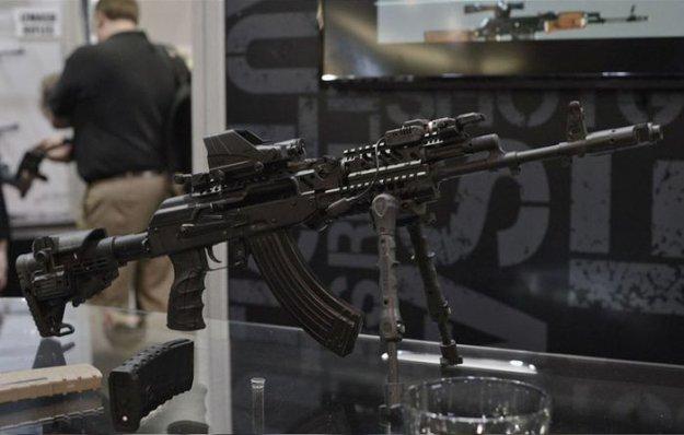 Выставка оружия Airsoft Shot Show 2013