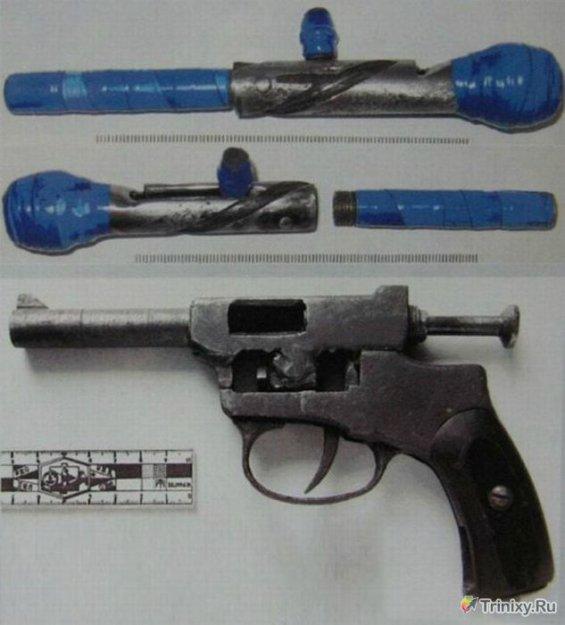 Самодельное оружие огнестрельное