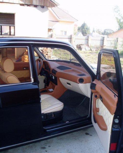 Как из ГАЗ 24 Волга сделать BMW...