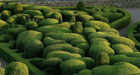 Прекрасный сад замка Маркизъяк  178706_373567