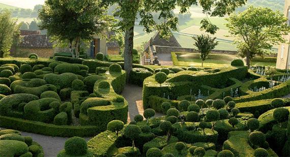 Прекрасный сад замка Маркизъяк  178706_373569