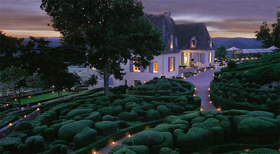 Прекрасный сад замка Маркизъяк  178706_373575