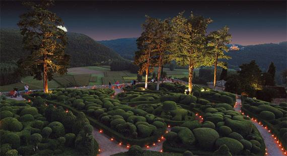 Прекрасный сад замка Маркизъяк  178706_373576