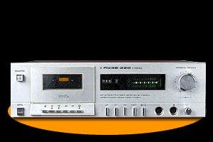 кассетные магнитофоны нашей молодости.  Начало.