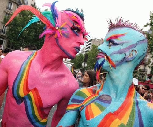 Гей парады греция нью йорк