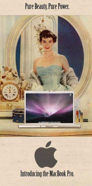 Ретро-реклама современных брендов