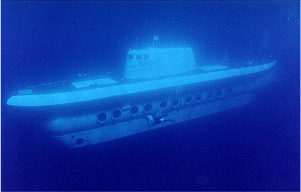 код на підводну лодку