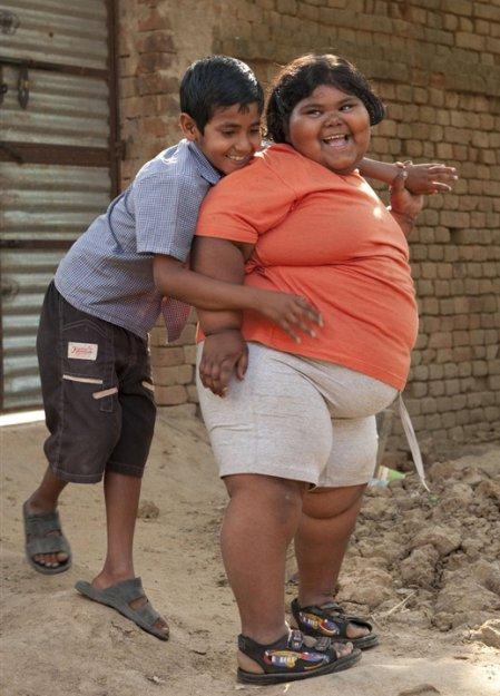 фото толстениких деток