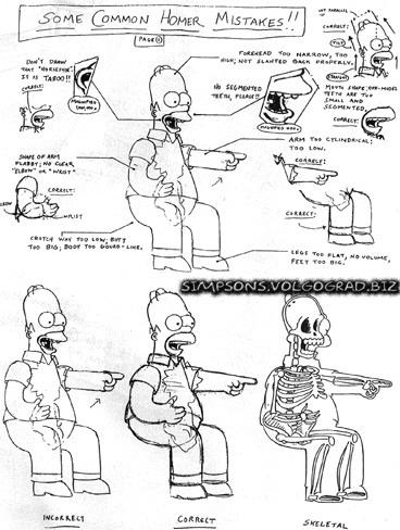 Вообще симпсоны мой любимый мультик и поэтому я хочу показать как.