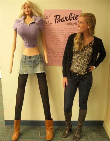 Вред от Куклы Барби