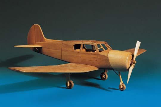 Модель самолет своими руками