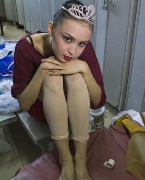 Что не видно нам в балете .
