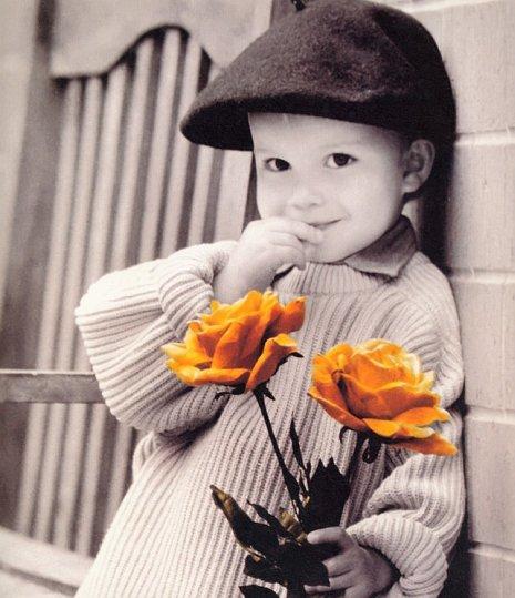 Фотографии детей от Kim Anderson ч1