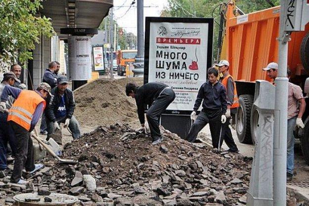 """Медведев спрашивает Собянина: """"Где деньги, Зин?""""))"""