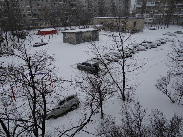Киев приколы весны 23 03 2013