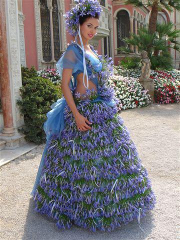 Цветочный бал в Монако