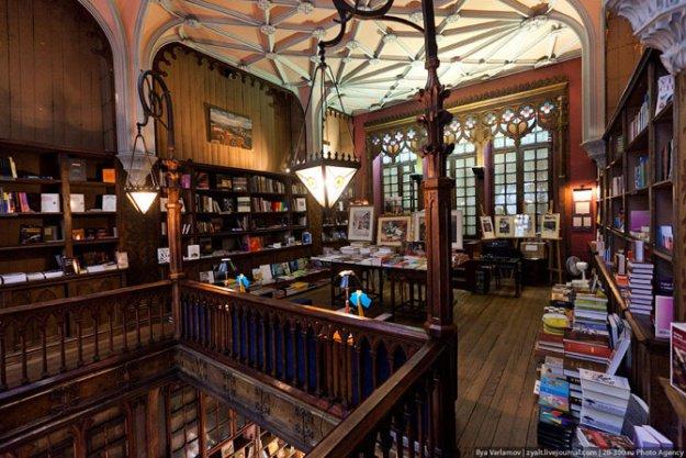 Книжный магазин Livraria Lello  181499_390857