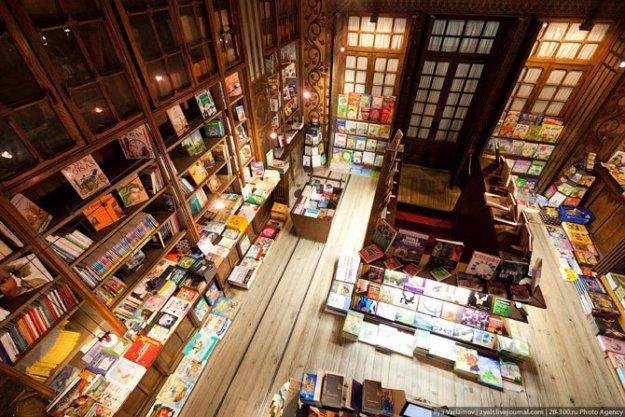 Книжный магазин Livraria Lello  181499_390864