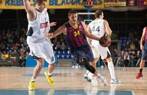 Фенербахче Барселона Баскетбол Прогноз 06.11.2018