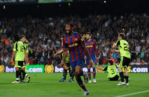 ставки на матч Барселона Сарагоса