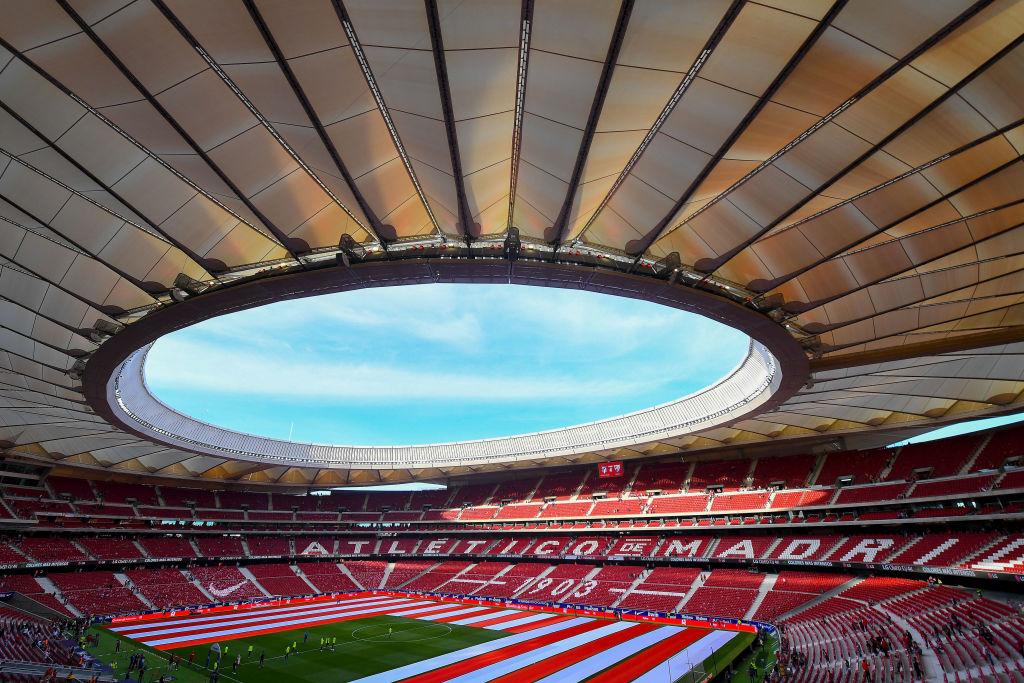 Мадрид примет финал Лиги чемпионов