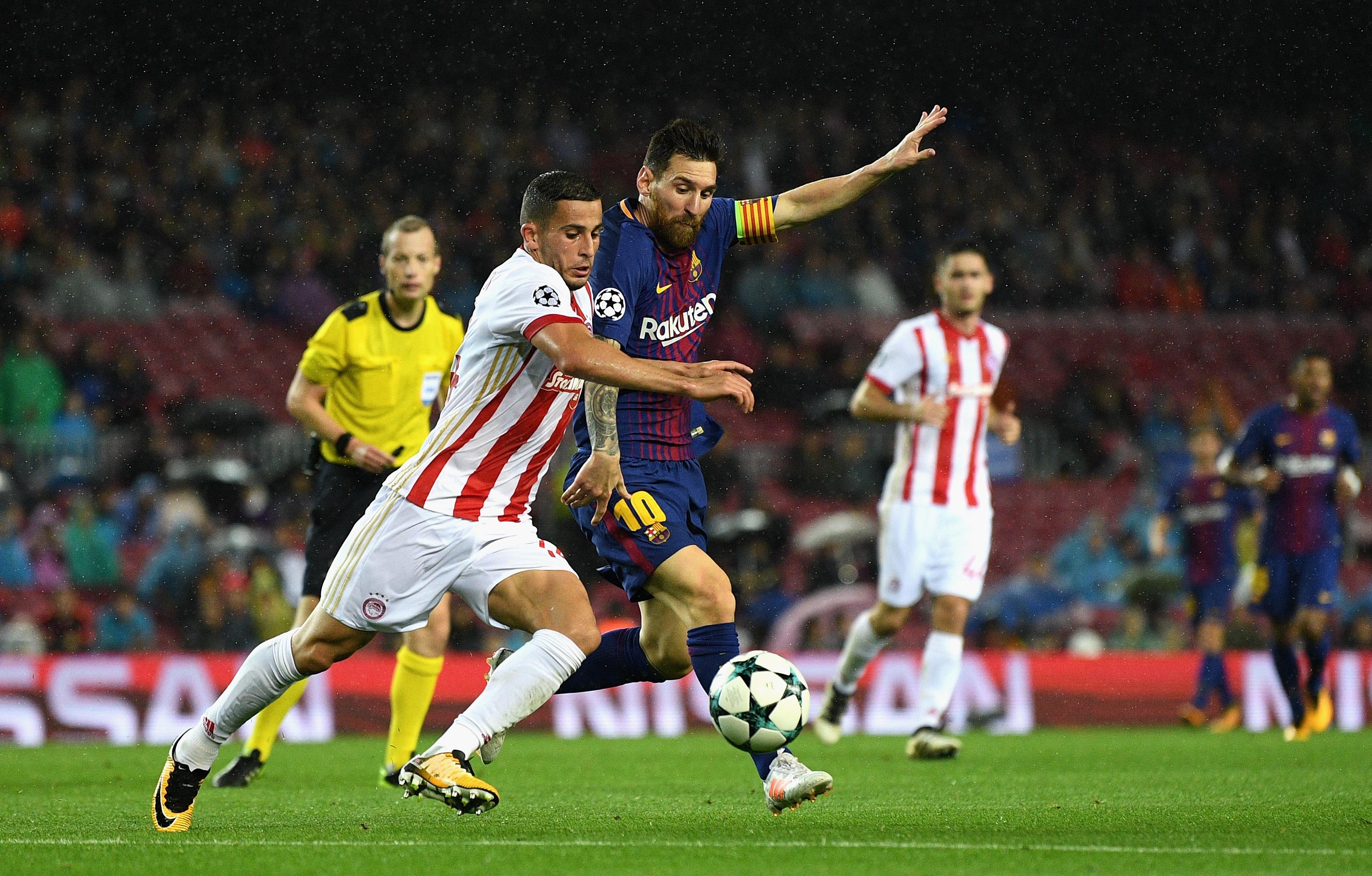 Барселона рома 24 ноября обзор видео