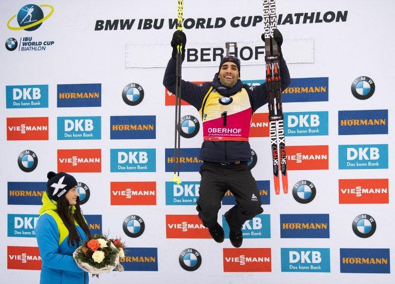 Русские биатлонистки прошляпили подиум вэстафете наКубке мира