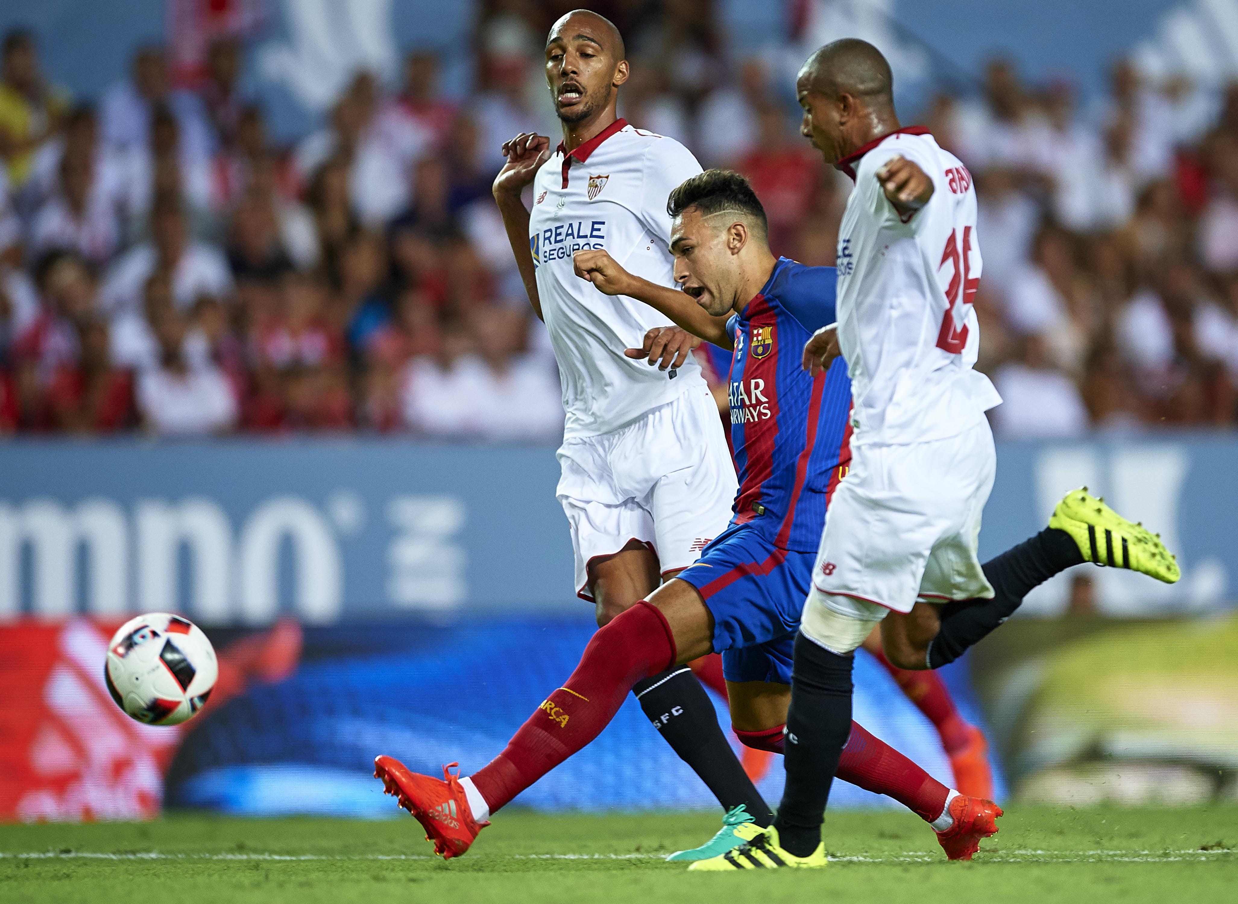 Прогноз наматч Барселона— Севилья 05.04.2017