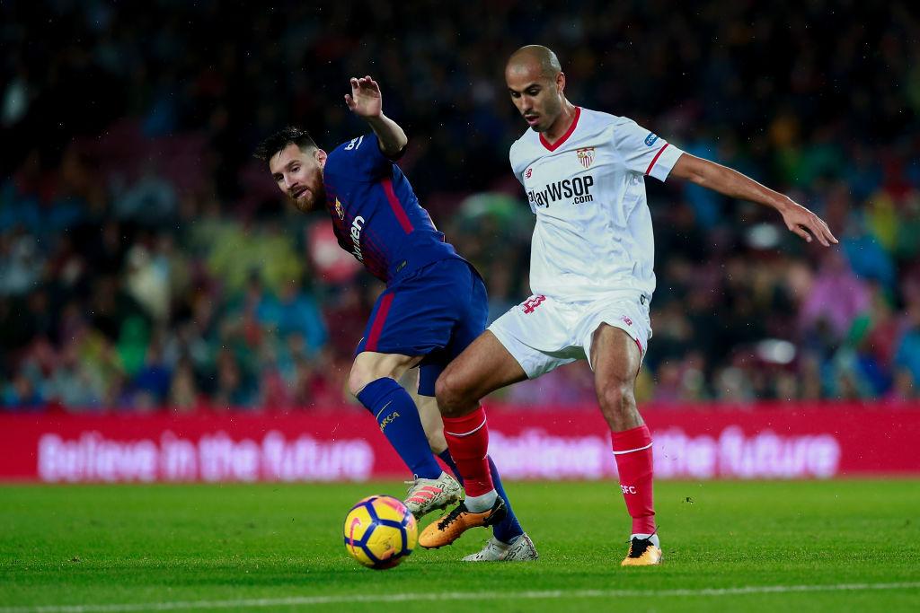 «Барселона» сыграла вничью с«Севильей» благодаря голам на88-й и89-й минутах