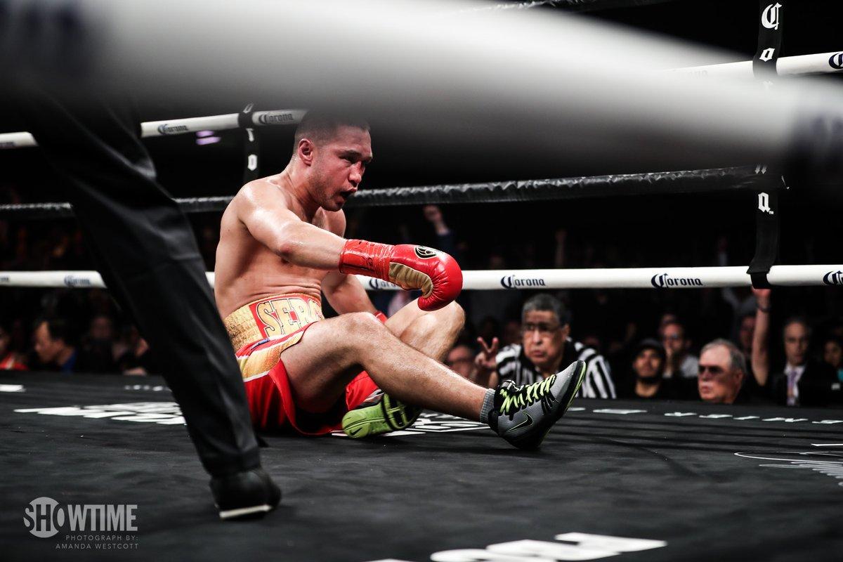 Майки Гарсия победил Сергея Липинца решением судей