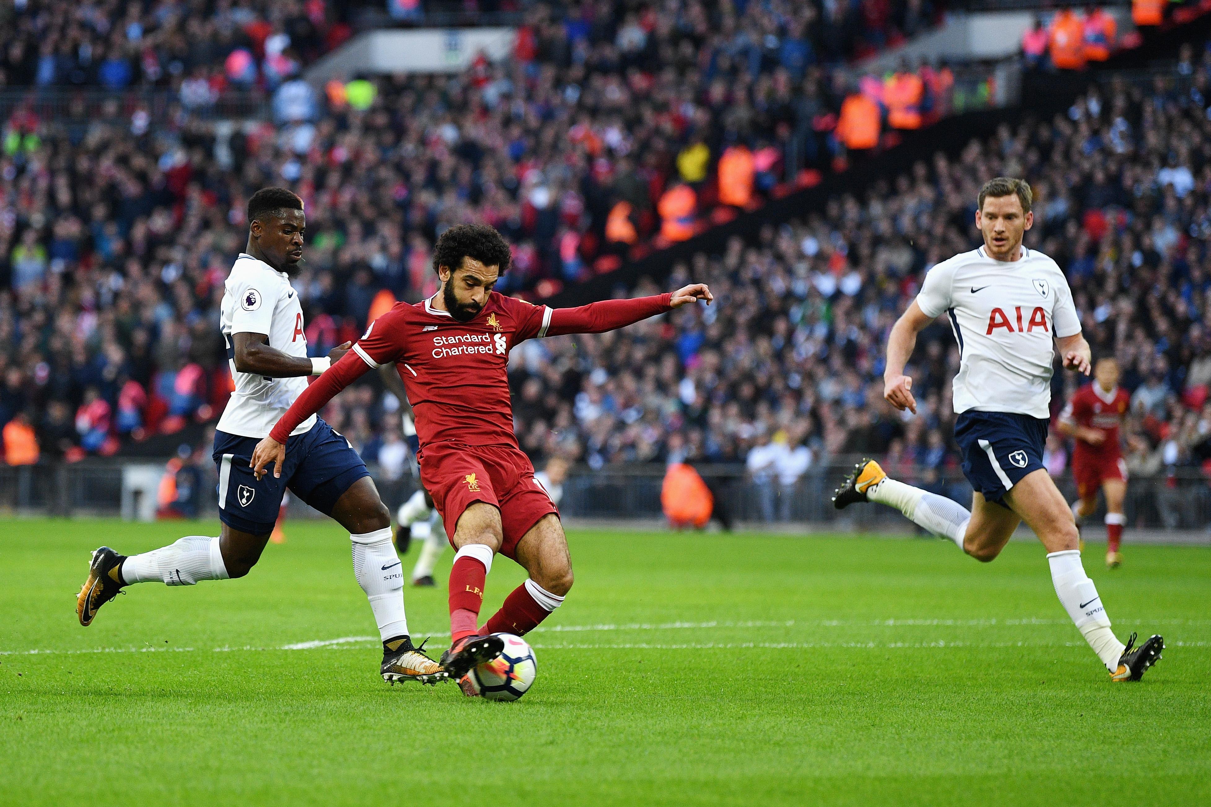 Салах быстрее всех вистории «Ливерпуля» забил 20 голов вАПЛ