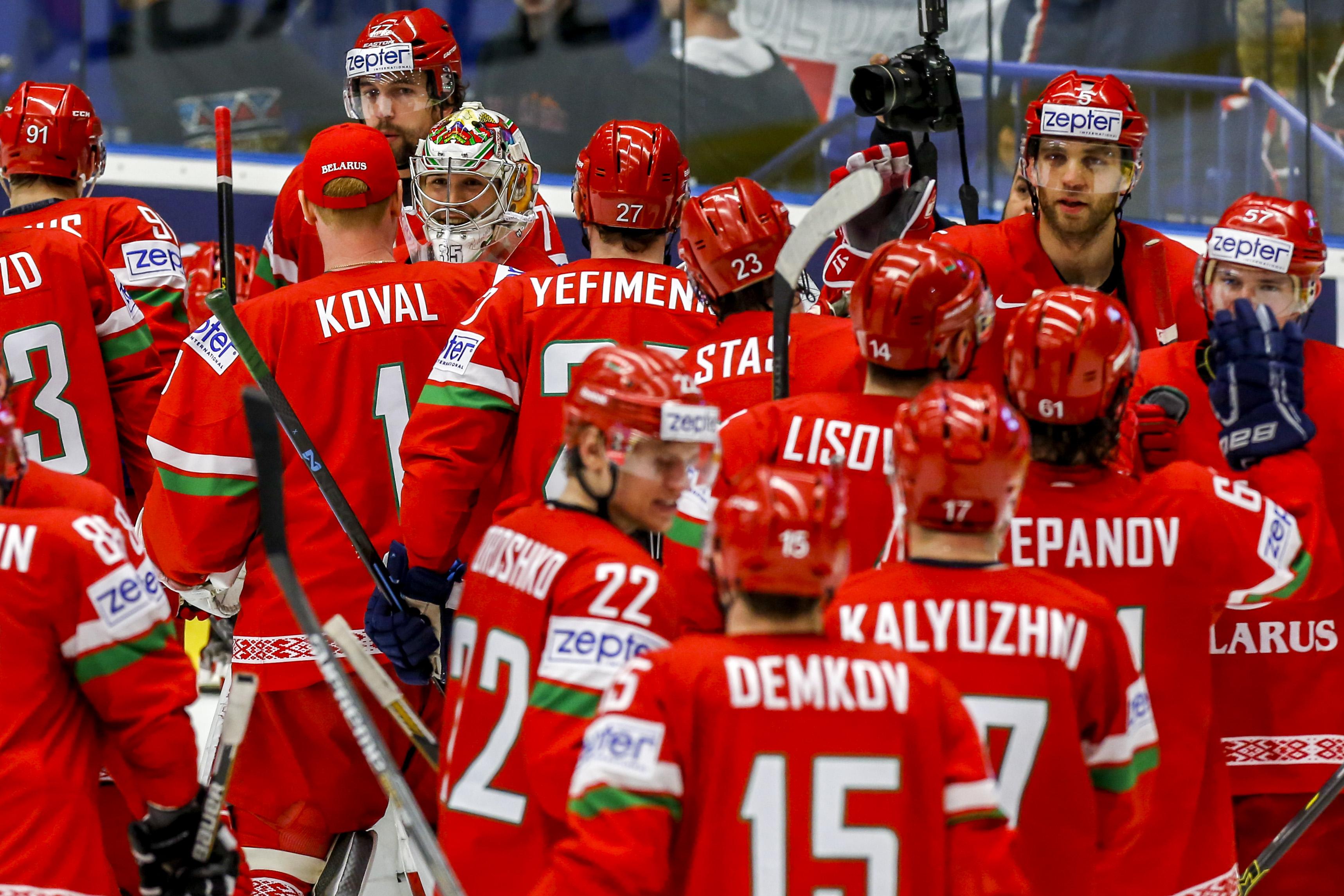 хоккей беларусь норвегия прогноз