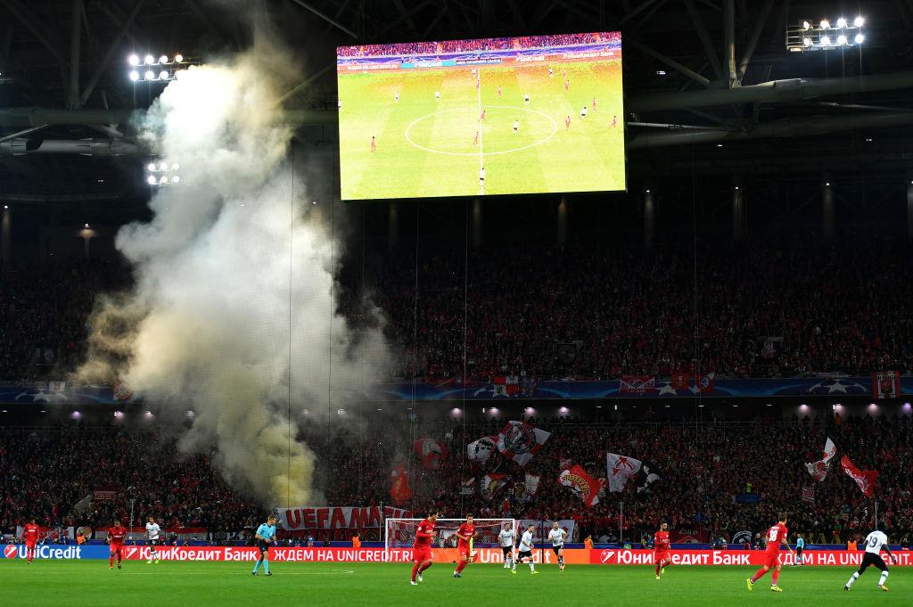 Бубнов: сужасом жду игру «Спартака» с«Ливерпулем», беря вовнимание группу атаки англичан