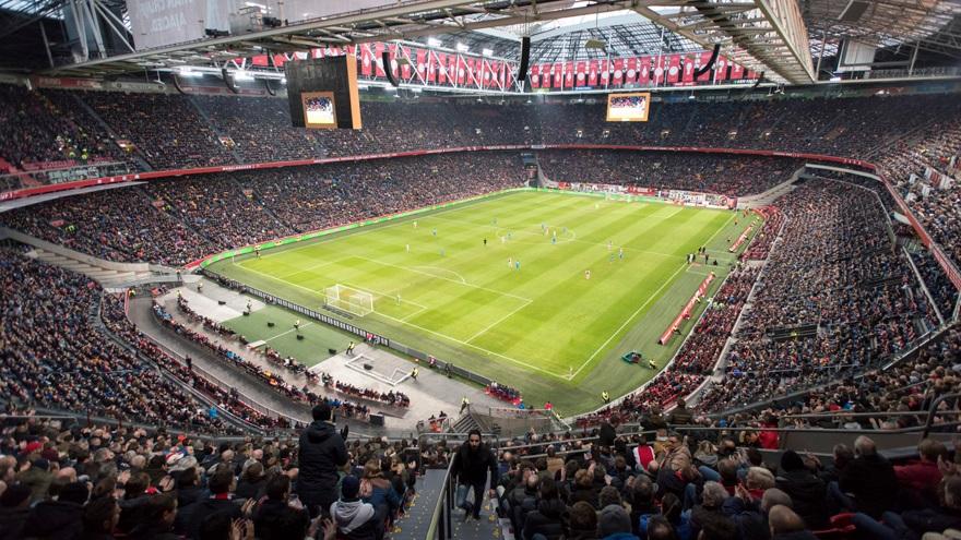 Стадион «Аякса» будет назван вчесть Йохана Кройфа