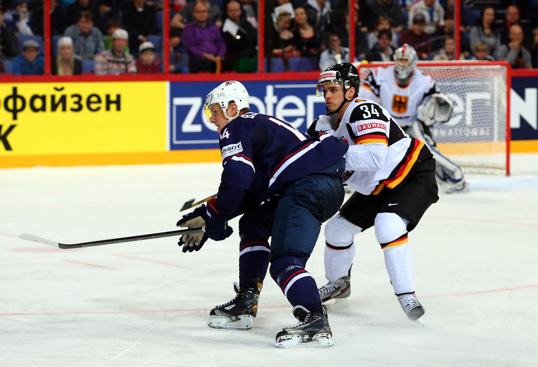 Чешские хоккеисты разгромили белорусов начемпионате мира