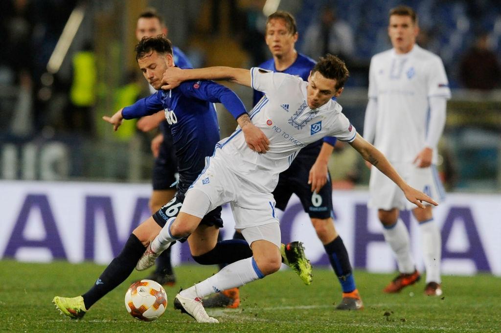 Полузащитник киевского «Динамо» стал игроком недели— Лига Европы