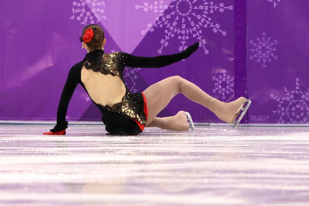 Українська фігуристка некваліфікувалась удовільну програму наОлімпіаді