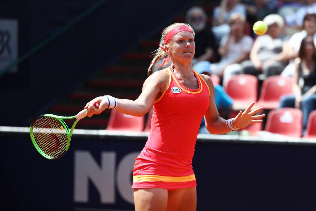 Макарова обыграла первую ракетку мира Кербер на«Ролан Гаррос»