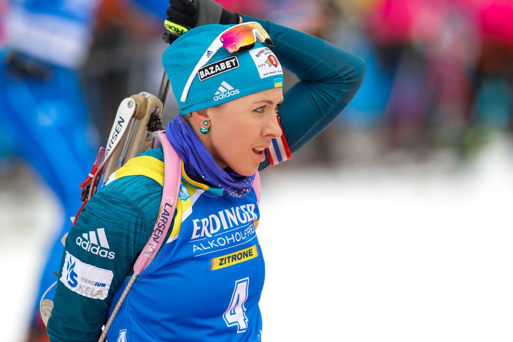 Пидгрушная будет знаменосцем сборной государства Украины нацеремонии открытия Олимпиады
