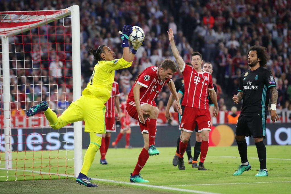 Появилось видео наилучших моментов полуфинального матча Лиги Чемпионов между «Реалом» и«Баварией»