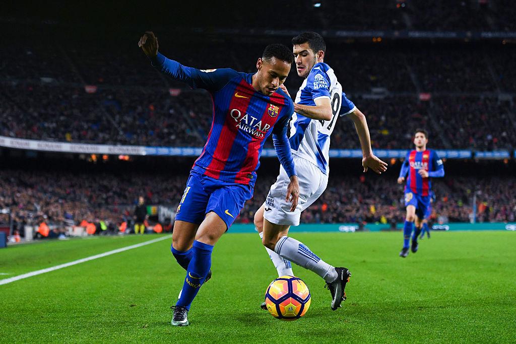 Вкаталонском дерби «Барселона» обыграла «Эспаньол»