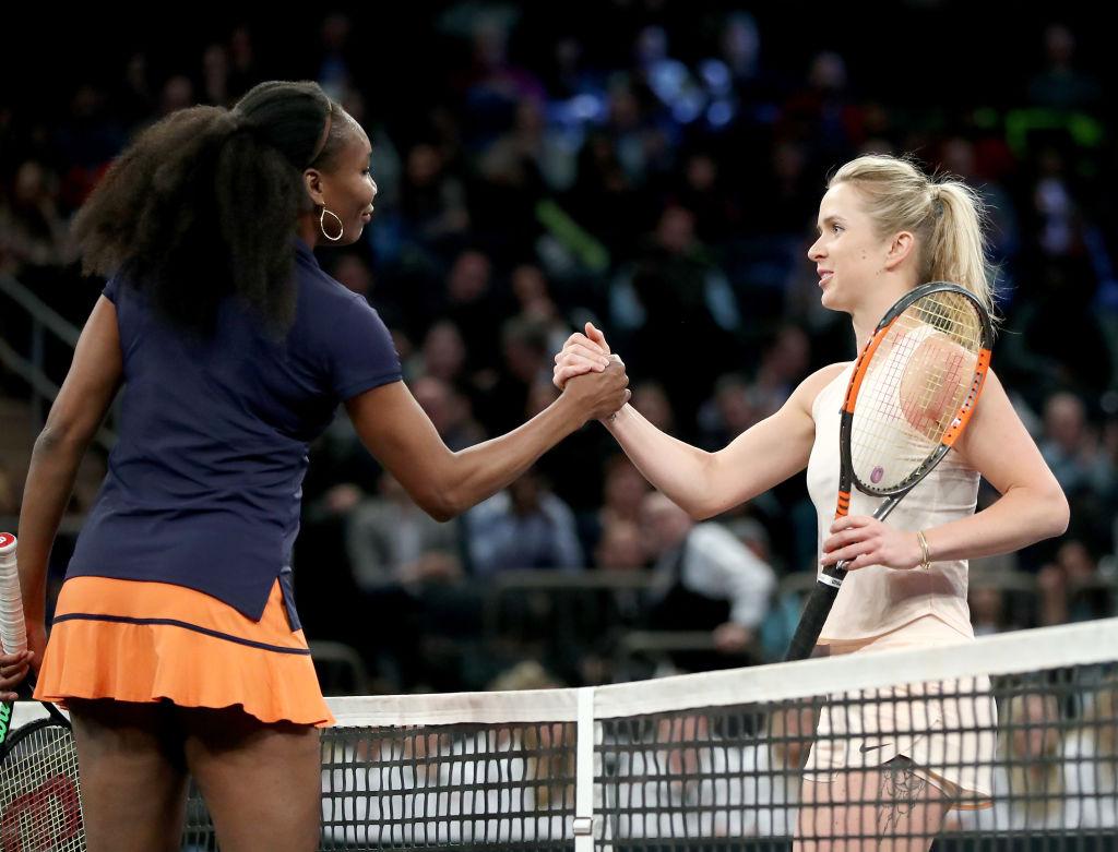 Украинская теннисистка Свитолина победила на выставочном турнире в Нью-Йорке (ФОТО, ВИДЕО)