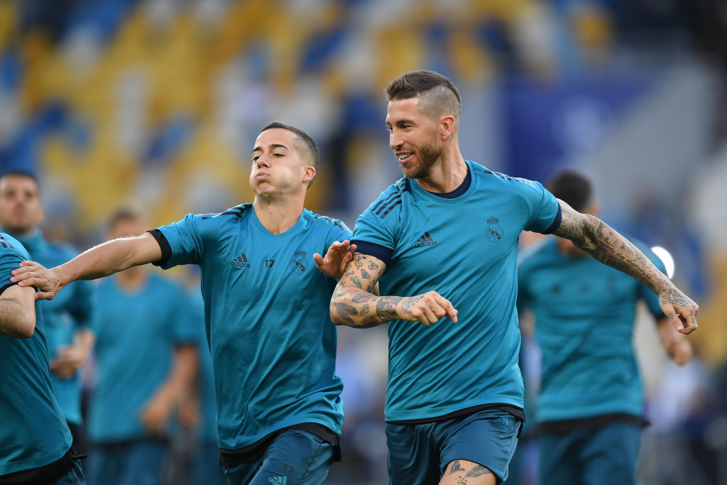 «Реал» одержал победу над «Ливерпулем» вфиналеЛЧ