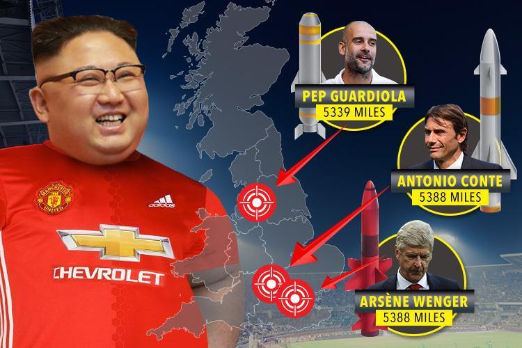 The Sun: лидер КНДР оказался фанатом футбольного клуба «Манчестер Юнайтед»